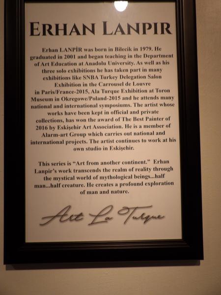 Erhan Lanpir Bio