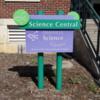Danville Science Center Signage