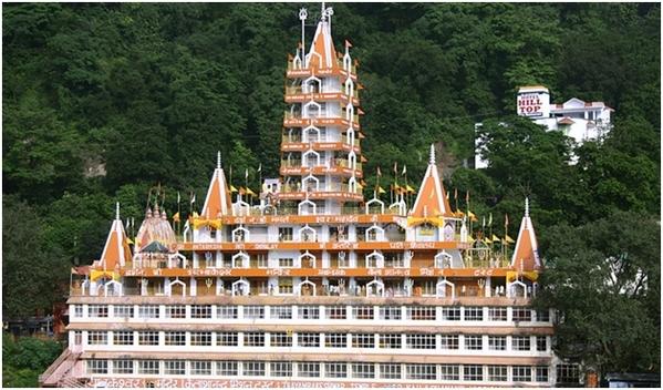 Kailash-Niketan-Temple