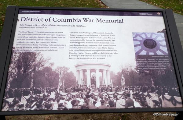 06 District of Columbia War Memorial