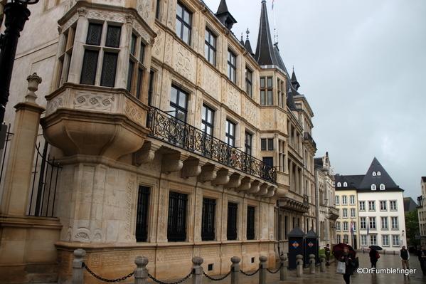 Luxembourg 2013 119 Palace