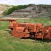 Midland Provincial Park, coal cutter