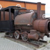 03 Yukon Transporation Museum.  Portland Locomotive, 1888