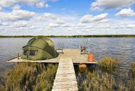 Go Camping And Fishing