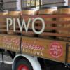 PIWO Beer truck, Krakow