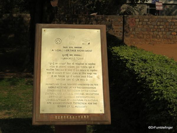02 Humayun's Tomb (9)