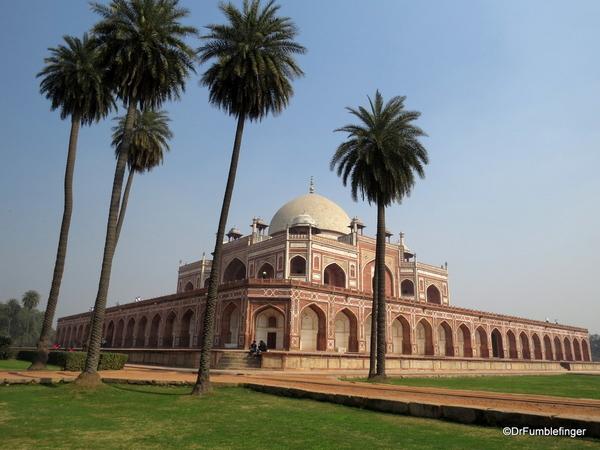 10 Humayun's Tomb (45)
