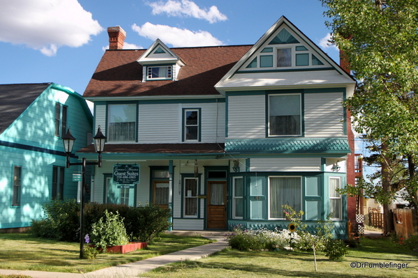 10 Homes in Leadville