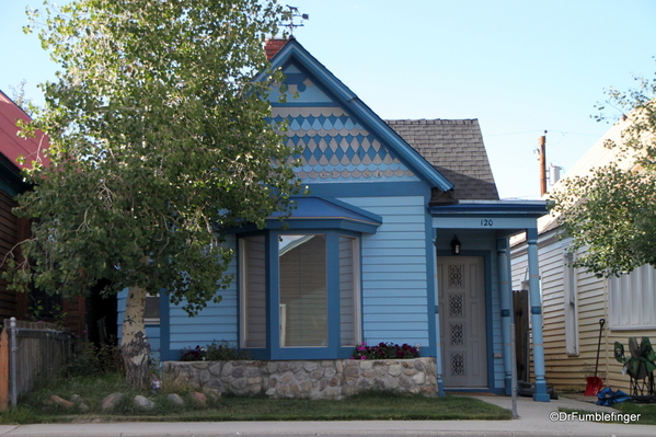 13 Homes in Leadville