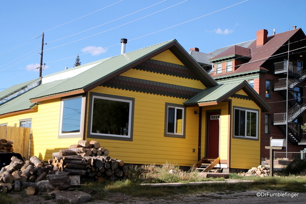 14 Homes in Leadville