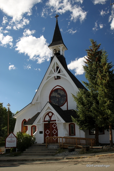 20 Leadville church