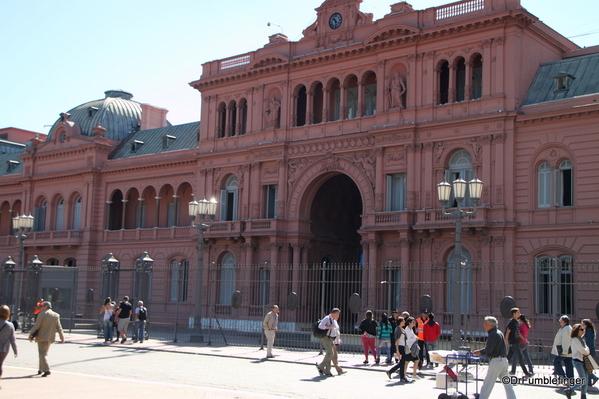 03 Casa Rosada, Buenos Aires