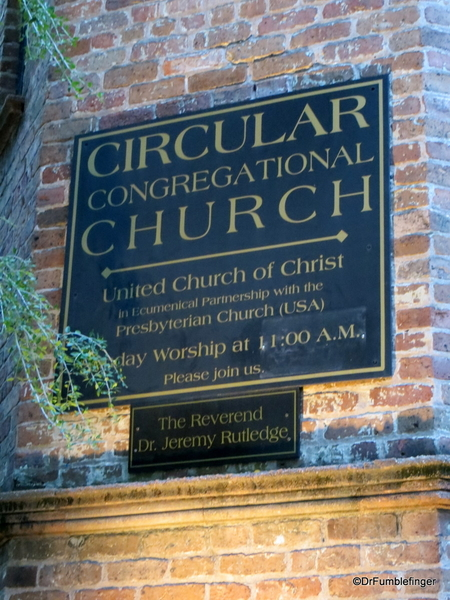 01 Circular Congrational Church of Charleston