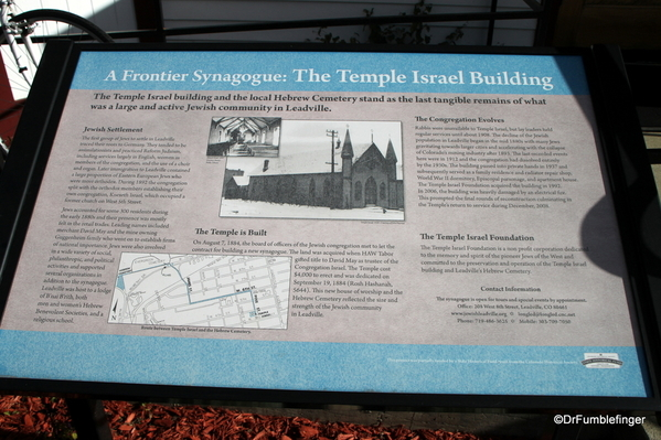 02 Leadville Synagogue
