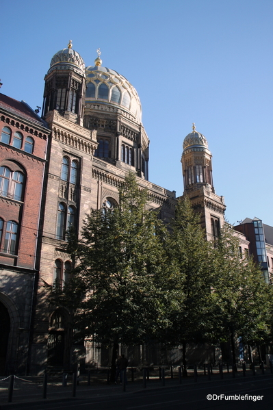 01 New Synagogue, Berlin