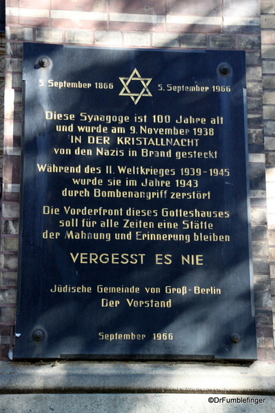 09 New Synagogue, Berlin