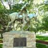 Kit Carson statue, Carson City