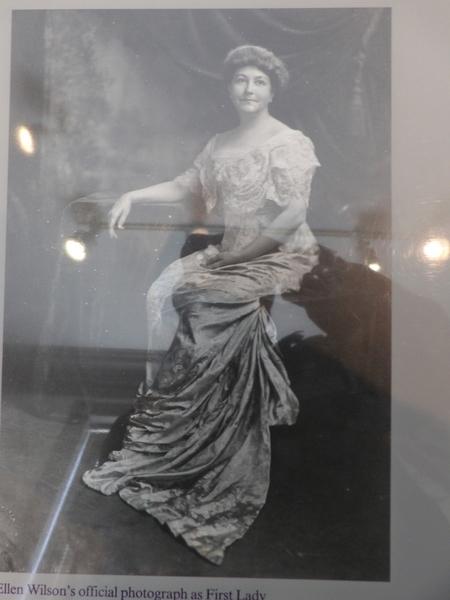 Ellen Wilson First Lady Photo