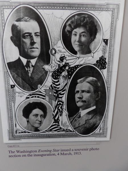 Inauguration Souvenier Photo 1913