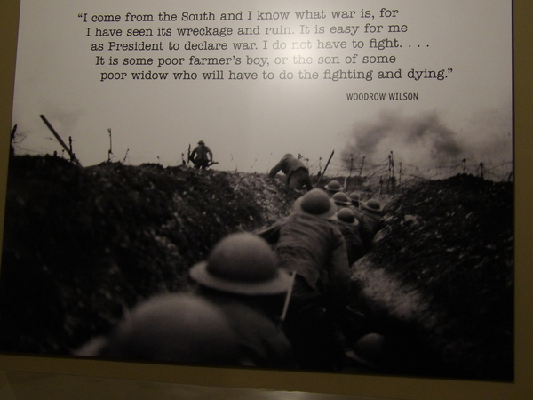 Wilson WWI Quote