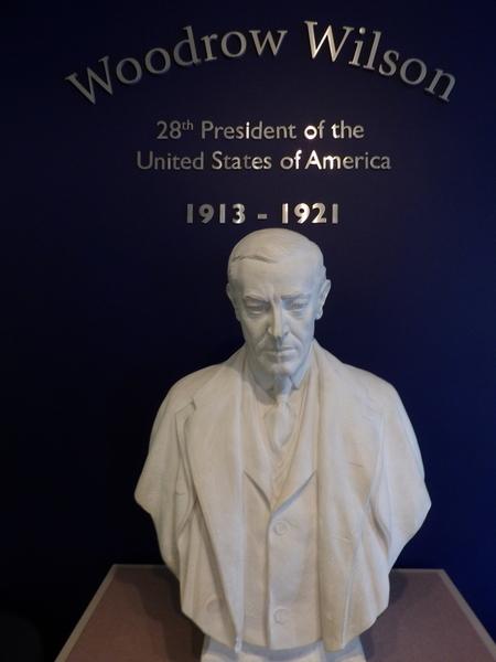 Woodrow Wilson Bust