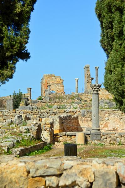Roman site of Volubilis 1