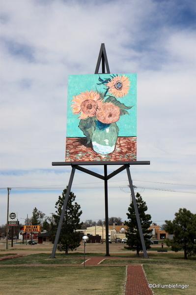 02 Van Gogh Easel, Goodland (3)