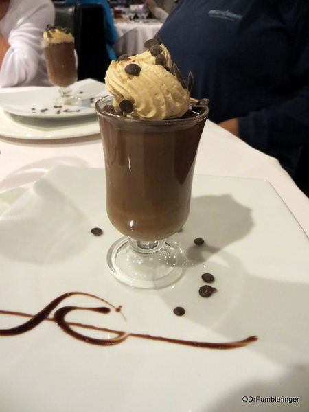 06 Bitter Chocolate Mousse