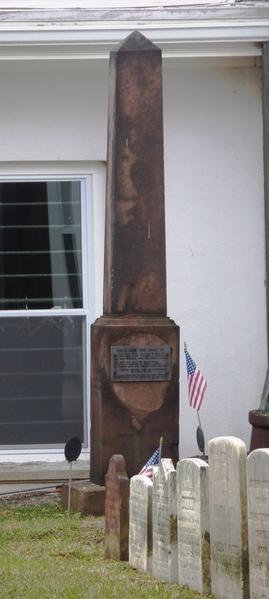 04 coryell monument in grave yard