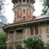 Casa Redonda, Palermo Chico neighborhood