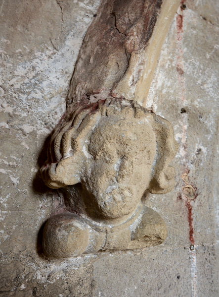 Corbel headstone 7