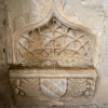 Font for hand washing - chapel.