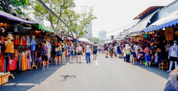 Thailand-Shopping