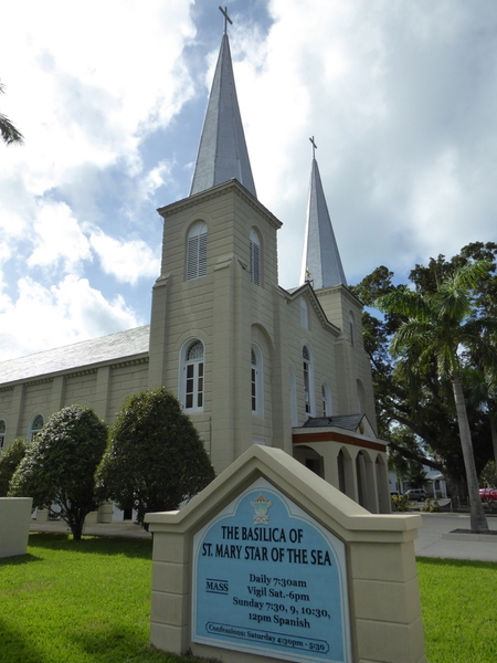 Basilica of St. Mary's, Key West 01