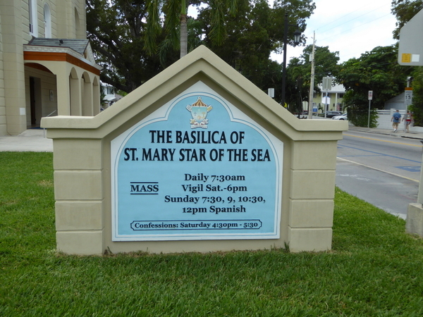 Basilica of St. Mary's, Key West 02