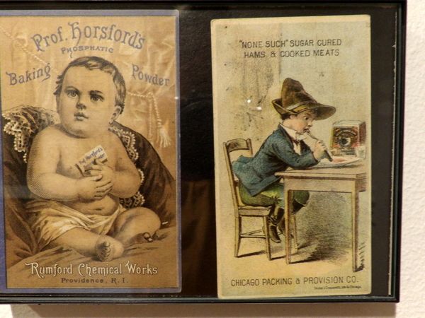 Colonial Trading Cards