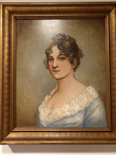 Dolley Madison Portrait