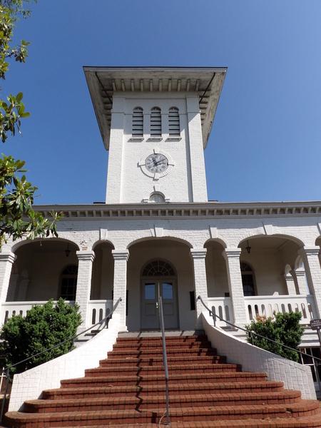 Orange County Courthouse 1858