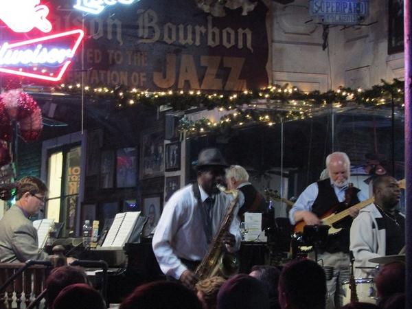 Bourbon Street _ Jazz Club