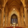 Notre-Dame Cathedral, Luxembourg.  Courtesy Benh LIEU SONG and Wikimedia