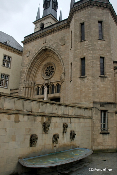 02 Notre-Dame Cathedral, Luxembourg