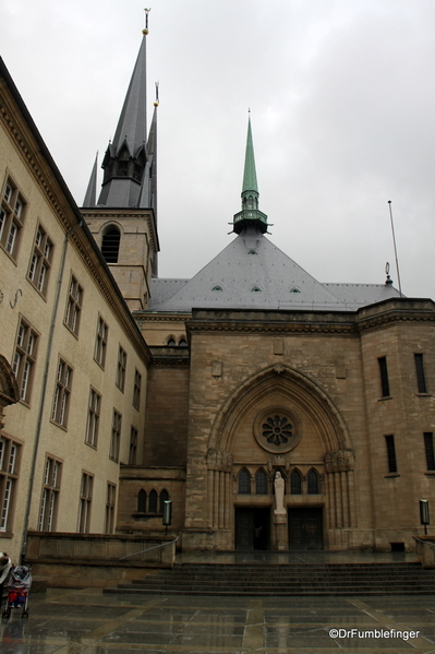 03 Notre-Dame Cathedral, Luxembourg