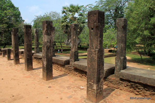 05 Council Chamber, Polonnaruwa (2)
