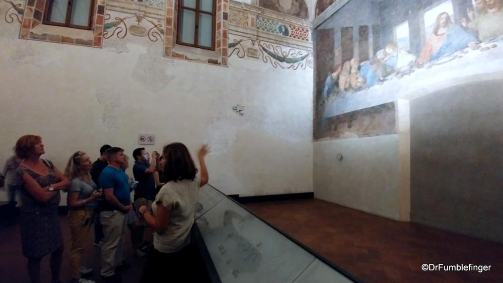 Da Vinci's Last Supper, Milan   TravelGumbo