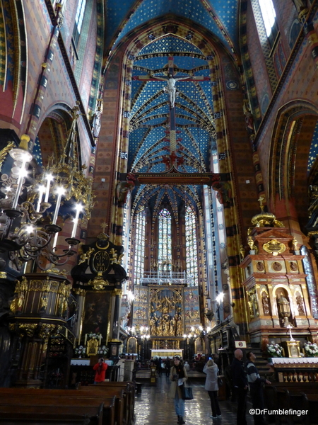 05 St. Mary's Basilica, Krakow