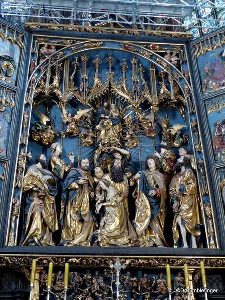 07 St. Mary's Basilica, Krakow