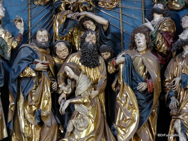 07a St. Mary's Basilica, Krakow