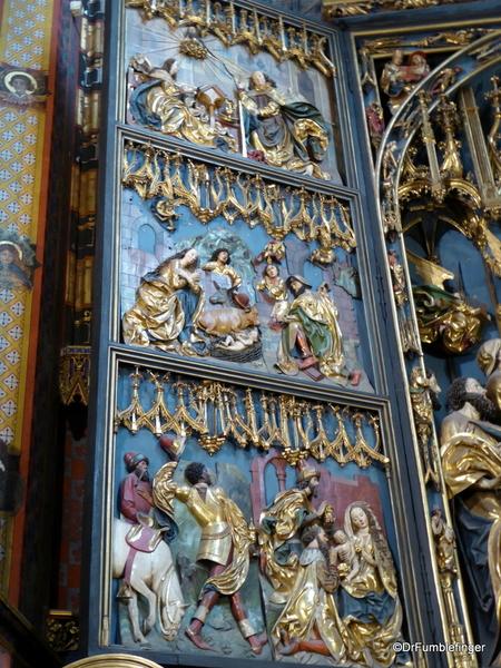 08 St. Mary's Basilica, Krakow
