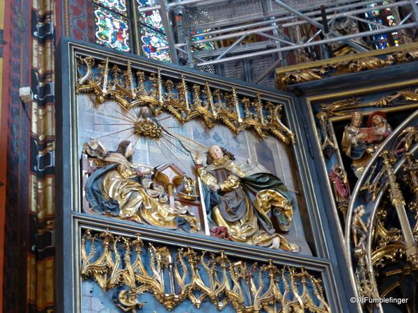09 St. Mary's Basilica, Krakow
