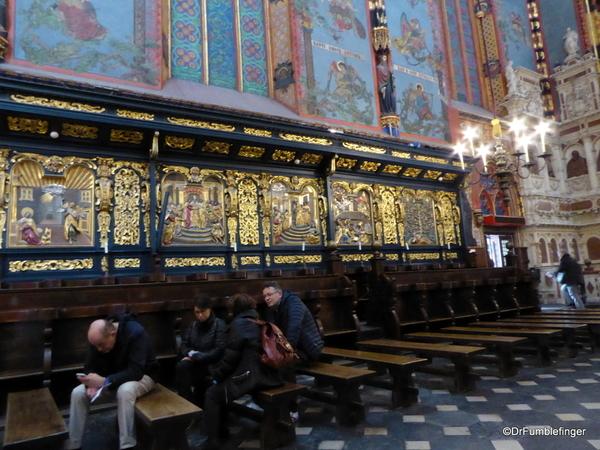 15 St. Mary's Basilica, Krakow